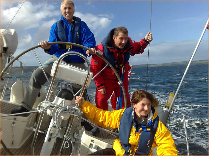 Yacht Charter in Scotland, Largs, Sailing, Yacht Hire, Bareboat Yacht Charter, Skippered Yacht Charter Scotland, RYA Sailing Courses Scotland