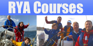 RYA Sailing and PowerBoat Courses, Firth of Clyde, Loch Lomond, Preston from ScotSail in Scotland. RYA Competent Crew, Day Skipper, Coastal Skipper, PowerBoat Level 1 and 2, Gift Vouchers and much more!